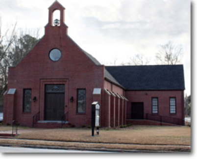 pinetops church